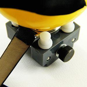 Tutoriel montre : Fermer montre à fond vissé avec balle : image 4