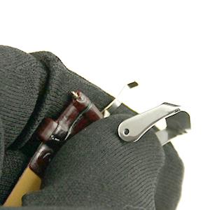 Tutoriel montre : Réparation montre : Retirer le fermoir de montre du bracelet : image 4