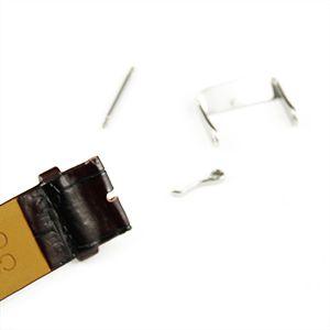 Tutoriel montre : Réparation montre : Retirer le fermoir de montre du bracelet : image 5