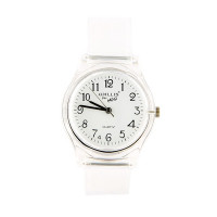 Montre bracelet transparent marque Willis
