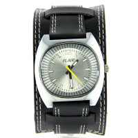 Montre bracelet de force Flair unisexe noir