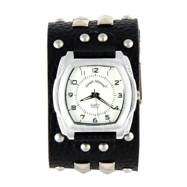 Gut bekannt à clou bracelet de force noir marque LH42