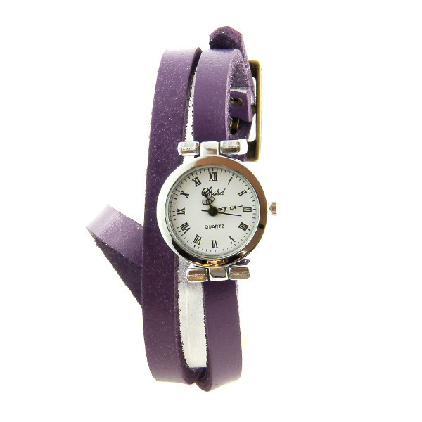 montre femme double bracelet pas cher