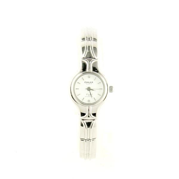 Connu de marque OMAX pas chère femme bracelet argenté métal JT78