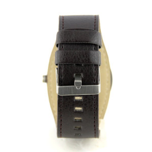 Montre bracelet de force brun