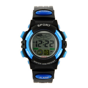 Montre multifonction LCD