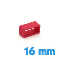 Loop montre 16 mm  - Rouge
