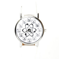 Montre originale chimie atome