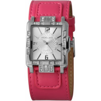 Montre femme rectangulaire rose Excellanc
