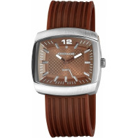 Montre silicone marron Excellanc