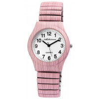 Montre extensible rose