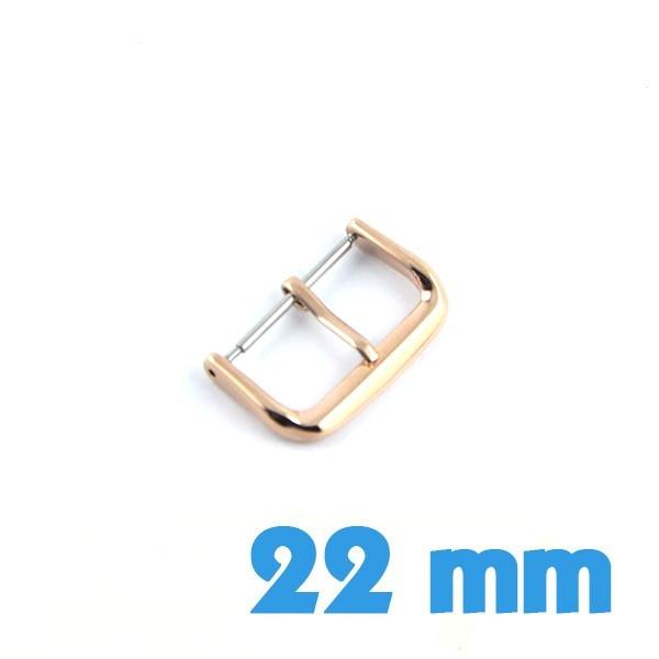 Fermoir montre pas cher ardillon cuivre 22 mm acier - Decoration cuivre pas cher ...