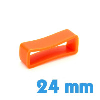 Loop Silicone Orange 24 mm de bracelet