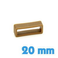 Loop Brun 20 mm montre