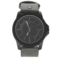 Montre gris anthracite