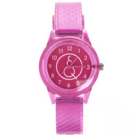 Belle montre fushia rose fille enfant